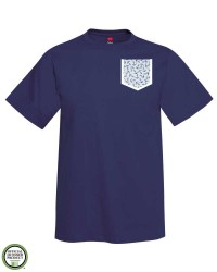 Phi Sigma Sigma Pocket Big/Little T-Shirt