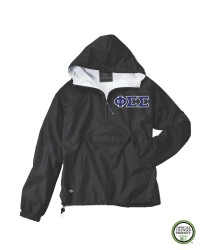 Phi Sigma Sigma Big/Little Letter Jacket