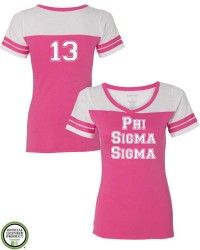 Phi Sigma Sigma Powder Puff T-Shirt